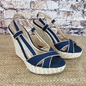 Lily Pulitzer Espadrille Wedges